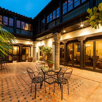 Pacific Palisades Spanish Colonial Revival