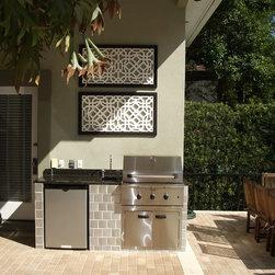 miami outdoor kitchen patio design ideas pictures