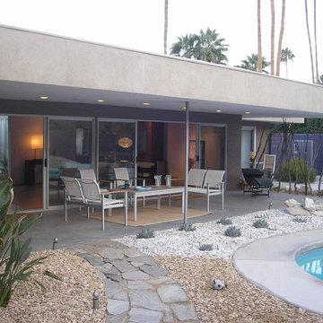 Palm Springs Manzanita House