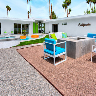 Palm Springs Outdoor Oasis