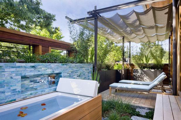 Design dal mondo: 12 vasche da bagno effetto wow per relax totale