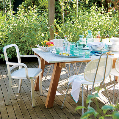 Modern Patio by Crate&Barrel