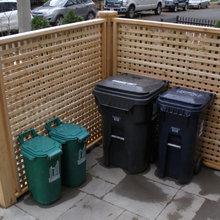 trashcan zone