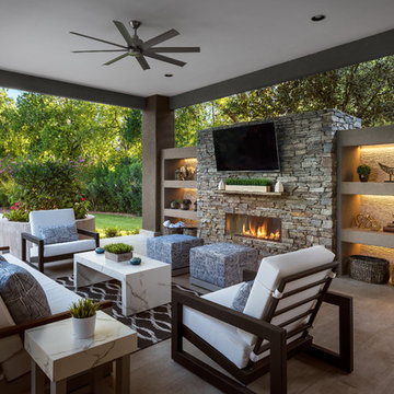 Paradise Valley Residence I by CC Patio