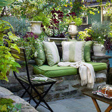 traditional patio by Francis Dzikowski Photography Inc.