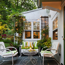 Traditional Patio by Gary Brewer Robert A.M. Stern Architects