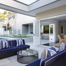 Contemporary Patio by T01 Architecture & Interiors