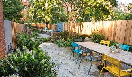Jardín de la semana: Un oasis en medio del bullicio de Nueva York
