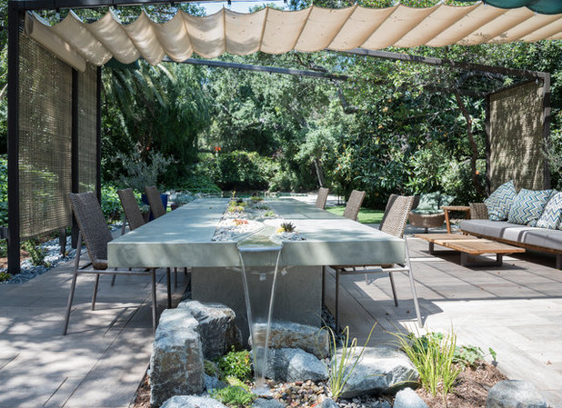 Trending Now Cool Off With 10 Patios That Keep