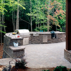 Traditional Patio by Overstream Inc
