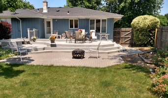 Patio & New Lawn Project