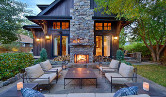 Patio - Beautifully Rustic Project