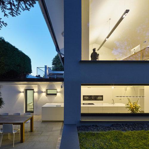 Moderne Küche Köln: Moderne Outdoor-Gestaltung Mit Outdoor-Küche Ideen, Design