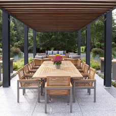 contemporary patio by Billy Beson Company