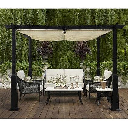 Modern Patio patio canopy