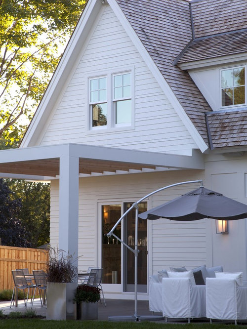 Hardiplank Siding Alternating Exposure Houzz