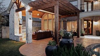 Patio Cover Builder Katy TX Outdoor Living Area