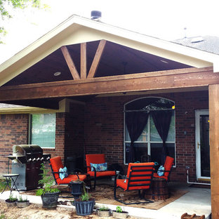 Patio Cover Project of the month- March 2015