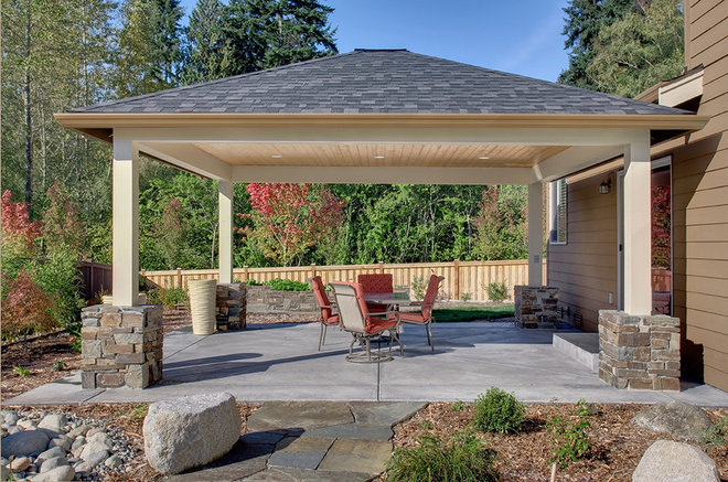 Free Standing Covered Patio Designs: Free Standing Patio Covers