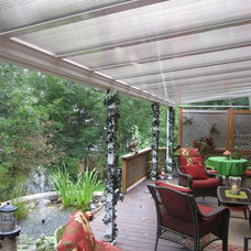 Traditional Patio by Craft-Bilt Materials Ltd. - Sunrooms