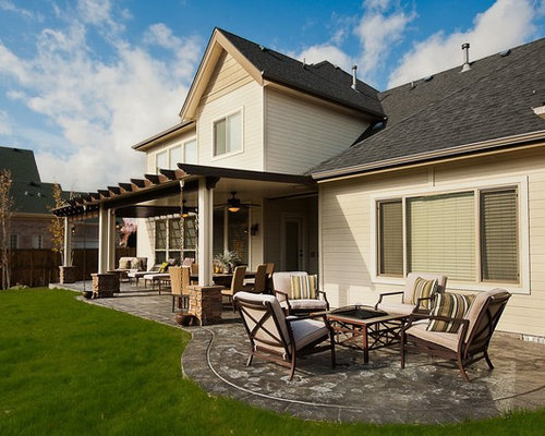 SaveEmail - Duralum Patio Cover Ideas, Pictures, Remodel And Decor