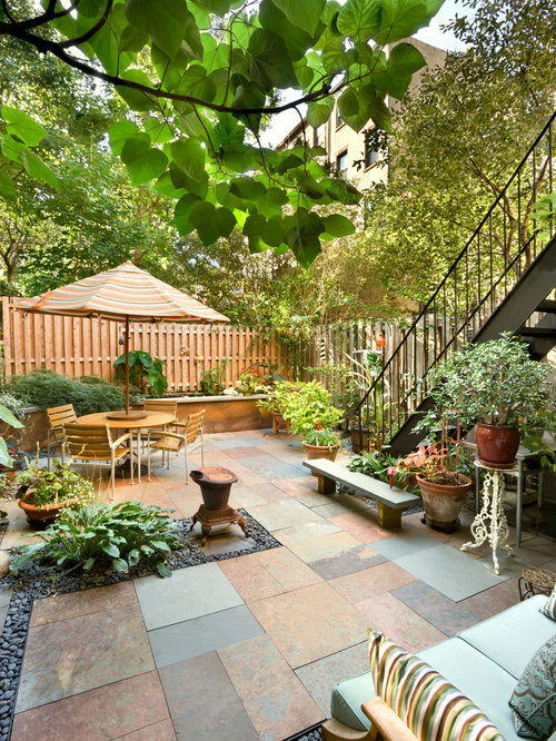 SaveEmail - Best Townhouse Patio Design Ideas & Remodel Pictures Houzz
