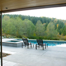 Patio by Jeff Luth - Soldano Luth Architects
