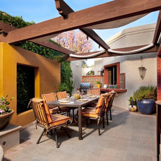 Mediterranean Patio by Michael Woodall photographer