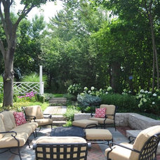 Patio by Milieu Design