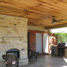 Traditional Patio by Pierce Remodeling Group
