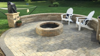 Patio, Pergola, and Fire Pit in Mason, Ohio