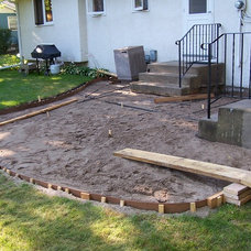 Traditional Patio by Davids Renovations