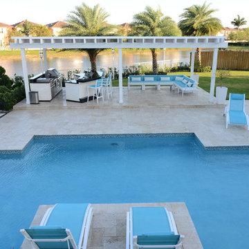 Patio Project in Miami, FL