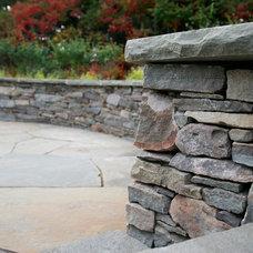 Traditional Patio by LandArt Landscape Contractors