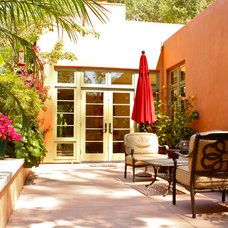 Southwestern Patio by Shannon Malone