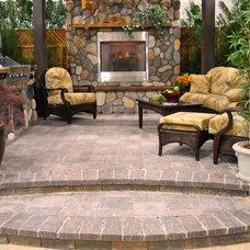 Traditional Patio by Jpm Landscape