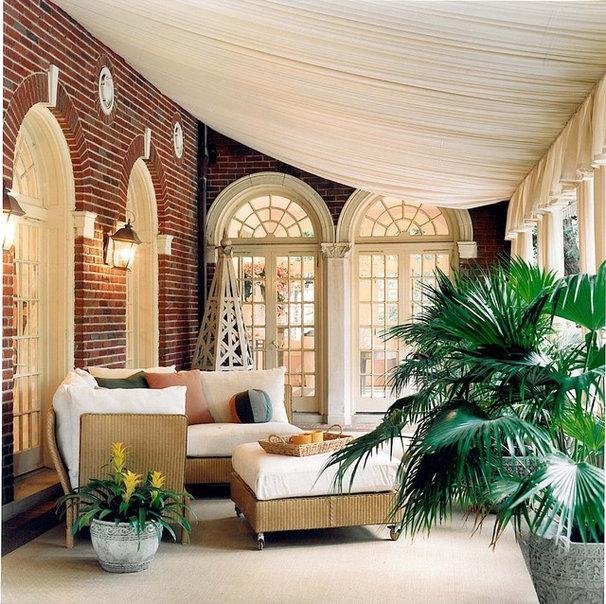 Traditional Patio by Sroka Design, Inc.