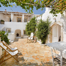 Mediterranean Patio by Vanni Archive/Architectural Photography