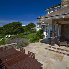 Traditional Patio by The Schumacher Companies