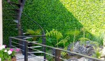 Patio Vertical Garden | Privacy Fence | Artificial Hedge Panels