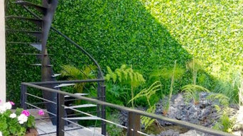 Patio Vertical Garden   Privacy Fence   Artificial Hedge Panels