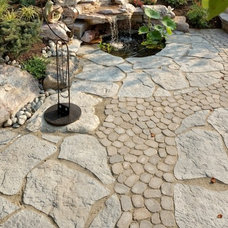 Traditional Patio by Landscape Plus, LLC