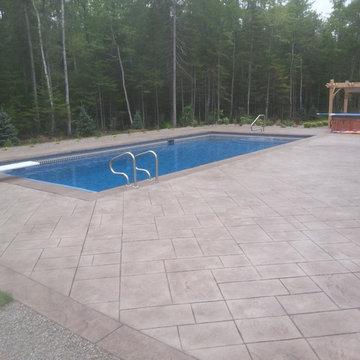 Patios & Pool Decks, Backyard Spaces