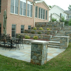 Patio by Glickman Design Build, LLC