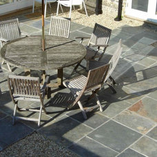 Traditional Patio by DTStone