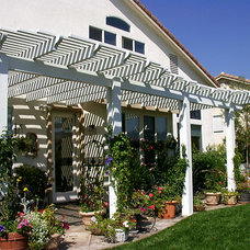 Traditional Patio by Overland Remodeling & Builders
