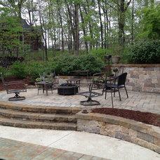 Traditional Patio by Rost, Inc.
