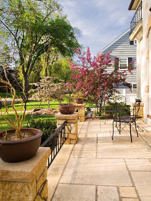 Fotos de patios dise os de patios industriales con for Disenos de patios con piedras