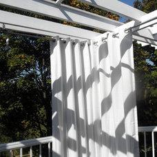 Modern Patio by faAB HomeFashions