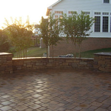 Traditional Patio by Metro Landscape & Construction, Inc